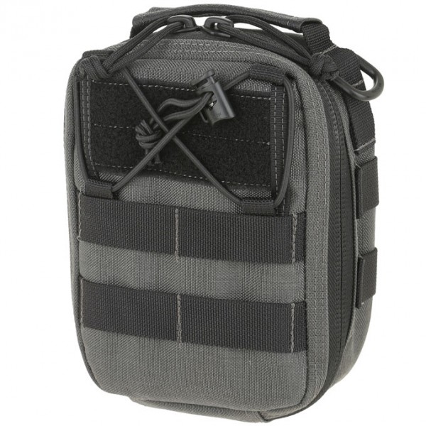 Maxpedition FR-1™ Combat Medical Pouch (Wolf Gray)
